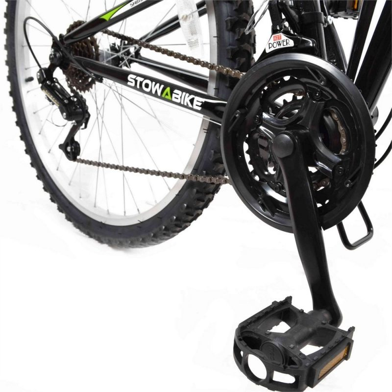 Stowabike 26 MTB V2 Folding Dual Suspension Mountain Bike