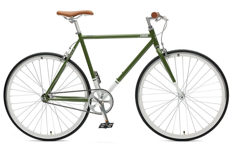 Critical Cycles Harper Single Speed Fixed Gear Bike Review